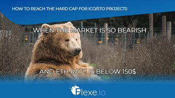 How to reach the hard cap for ICO STO projects icon