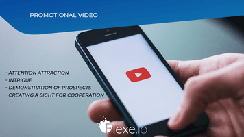 How does promotional video work
